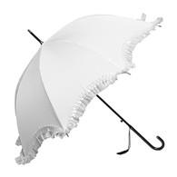 Gigi White Umbrella Side