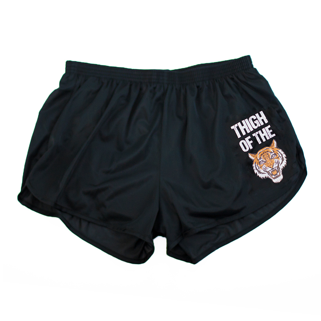 """Thigh of the Tiger"" Ranger Shorts"