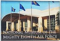 Museum Building Magnet