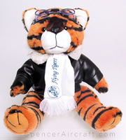 Flying Tigers Plush Teddy Bear