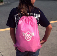 Mighty 8th Pink Backpack