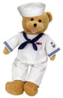 "U.S. Military Singing Bears 11"""