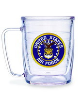 Military Logo Tervis Tumbler Coffee Mug
