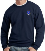 8th Crest Sweatshirt