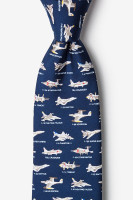 American Fighter Jets Necktie