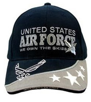 United States Air Force - We Own The Skies Ball Cap