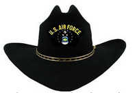 Air Force Cowboy Hat