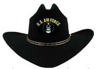 Air Force Cowboy Hat