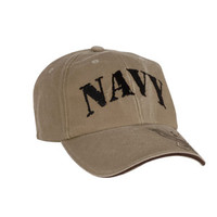 U.S. Navy Baseball Cap - Khaki