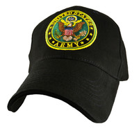 U.S. Army Hat - Black