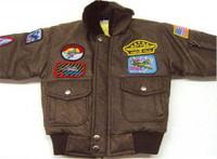 Youth A-2 Bomber Jacket