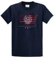 Mighty 8th Flag T-Shirt