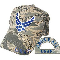 Air Force Camo Baseball Cap