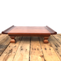 """21"""" Bonsai Display Table - Handmade in Connecticut (Large)"""