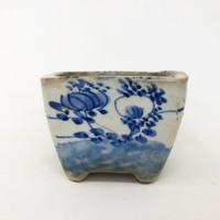 100 Yr Old Tokoname Bonsai Pot (TK-814)
