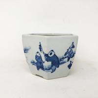 20 Yr Old Keitoku Bonsai Pot (TK-825)