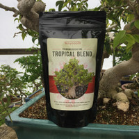 Tropical | Ready-To-Use Bonsai Soil (2 Quarts)