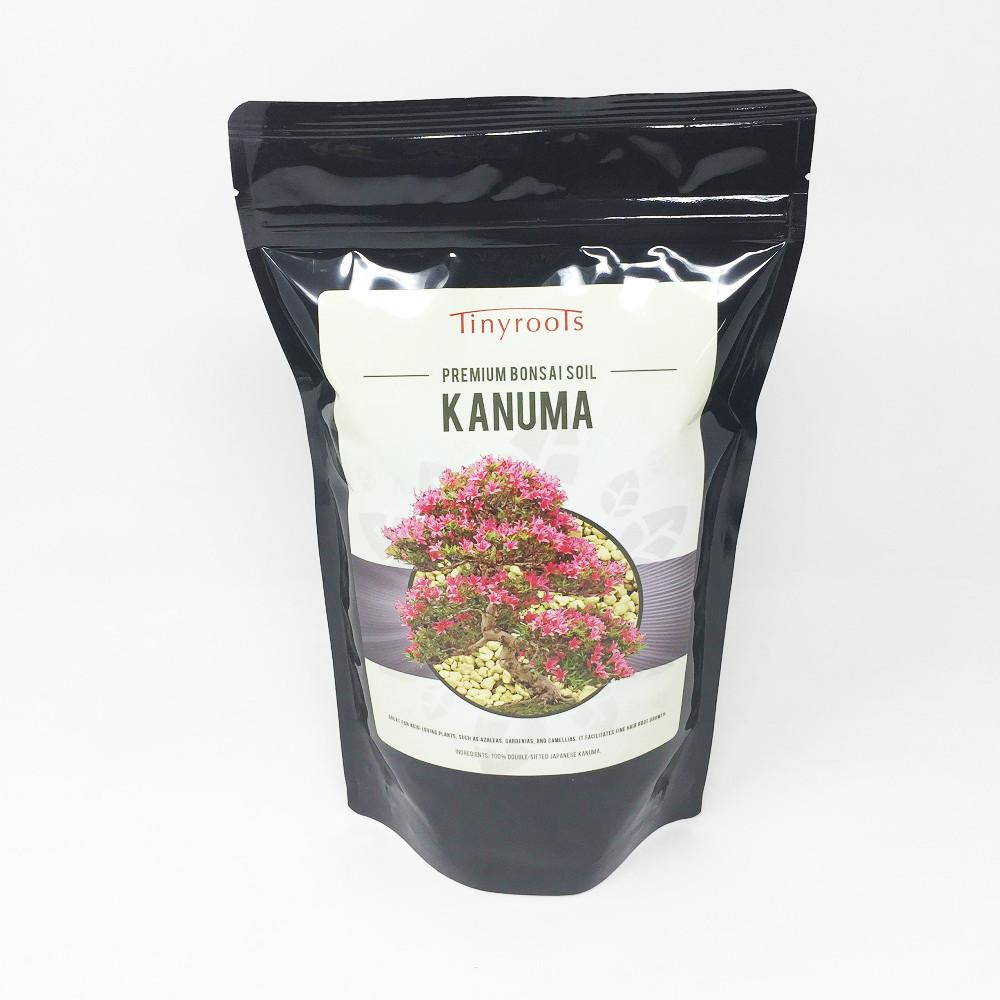 Kanuma Bonsai Soil 2 Quarts