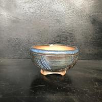 """5"""" Paul Olson Bonsai Kusamono Pot (43)"""