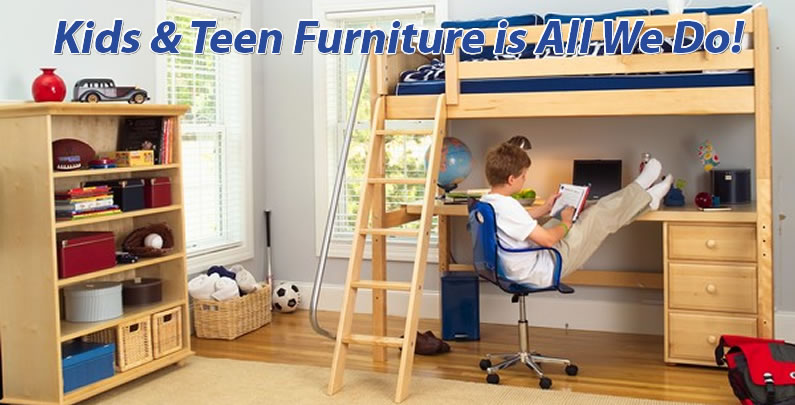 Superbe The Bedroom Source   Kids U0026 Teen Furniture   Long Island, NY