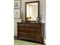 Taylor Drawer Dresser - Cherry