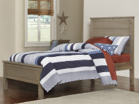 Seaview Panel Bed Twin