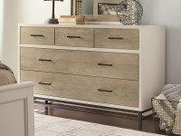 Catalina Drawer Dresser - Light