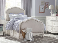 Ivy Upholstered Bed (Twin)