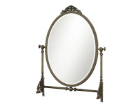 Genevieve Metal Mirror