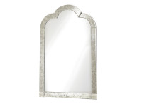 Genevieve Vertical Metal Mirror