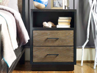 Catalina Nightstand - Dark