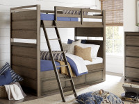 Skyline Twin over Twin Bunk Bed