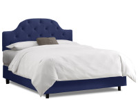 Susan Upholstered Bed