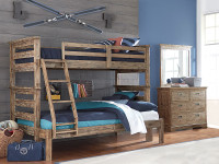 Cambridge Exeter Bunk Bed Twin/Full