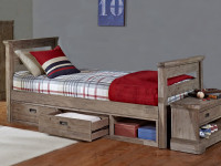 Cambridge Exeter Bed with Storage Drawers