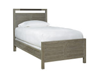Key Biscayne Panel Bed - Twin