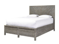 Key Biscayne Platform Storage Bed - Queen