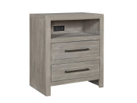 Key Biscayne 2 Drawer Nightstand