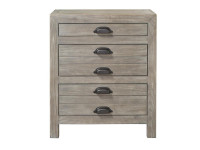 Key Biscayne 3 Drawer Nightstand