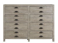 Key Biscayne 8 Drawer Dresser