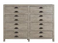 Key Biscayne 8 Drawer Dresser