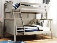 Bedroom Basics Bunk Bed Twin/Full