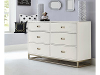Gramercy Park 6 Drawer Dresser