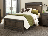 Farmhouse Panel Bed - Twin
