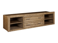 Chelsea Square Underbed Storage Unit - French Toast