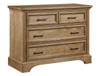 Chelsea Square Single Dresser - French Toast