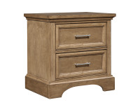Chelsea Square Nightstand - French Toast