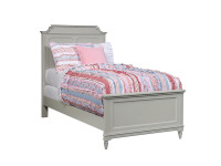 Clementine Court Panel Bed Twin - Spoon