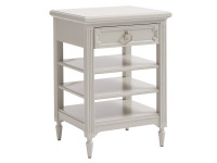 Clementine Court Bedside Storage Table - Spoon