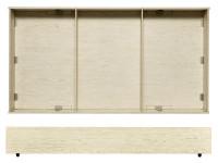 Driftwood Park Trundle Bed Storage Drawer - Vanilla Oak